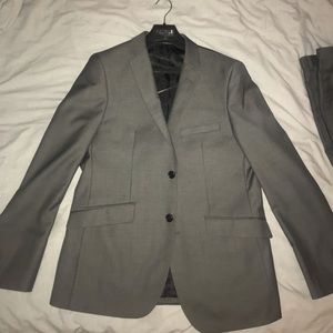 Other - Grey Suit Size 40S (brand NEW never worn)
